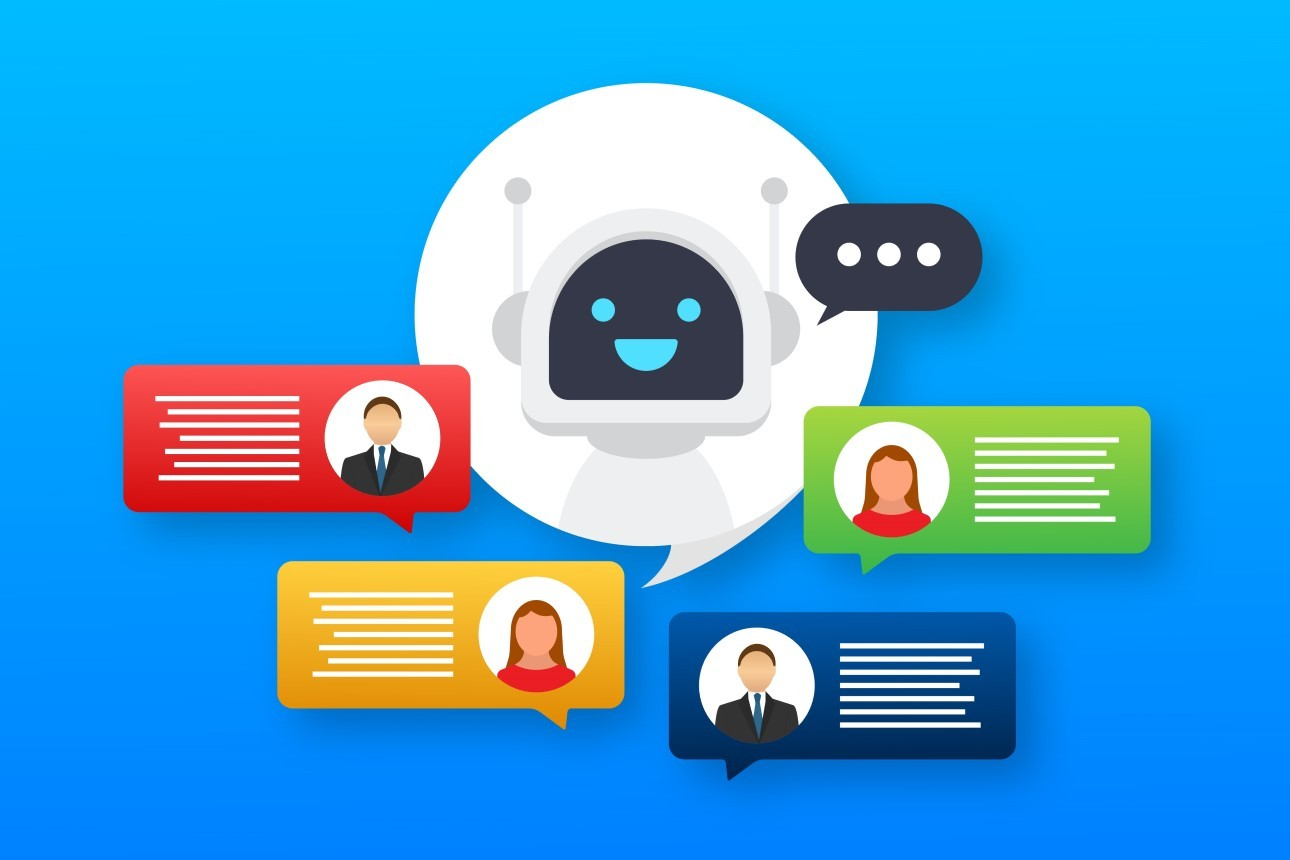 Chatbot answering questions