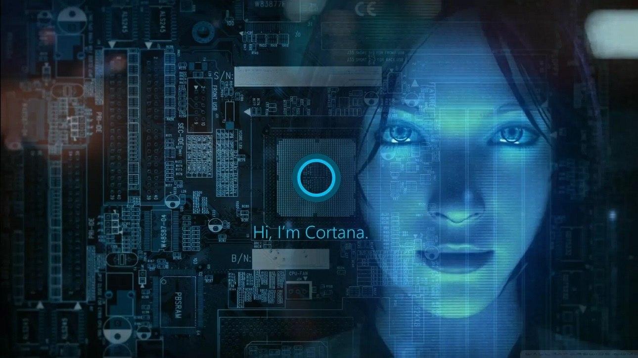 Cortana zero UI